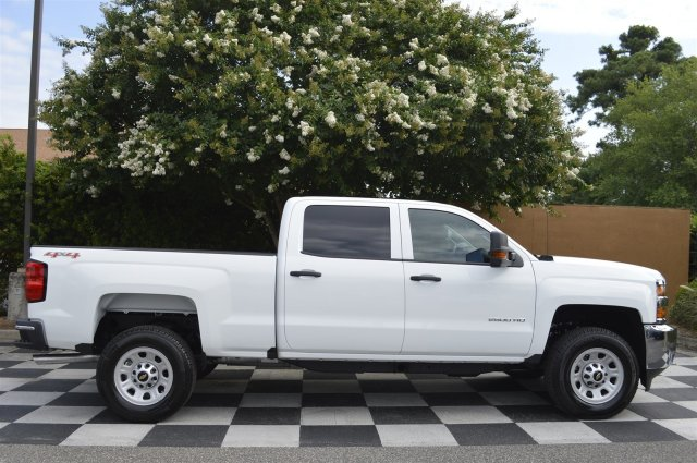 2016 Silverado 2500 Crew Cab 4x4, Pickup #R2311 - photo 8