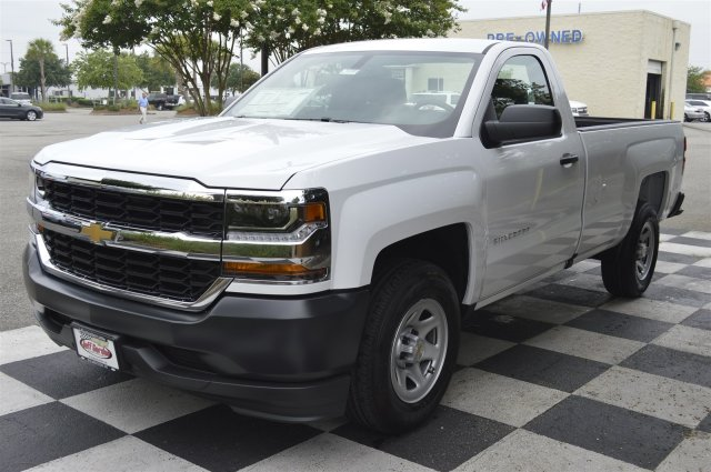 2016 Silverado 1500 Regular Cab, Pickup #R2350 - photo 3