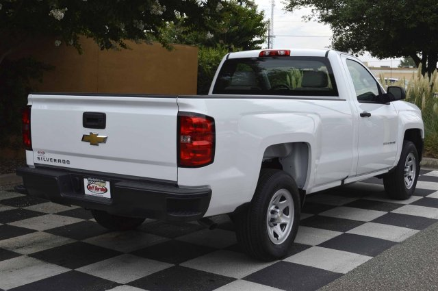2016 Silverado 1500 Regular Cab, Pickup #R2350 - photo 2