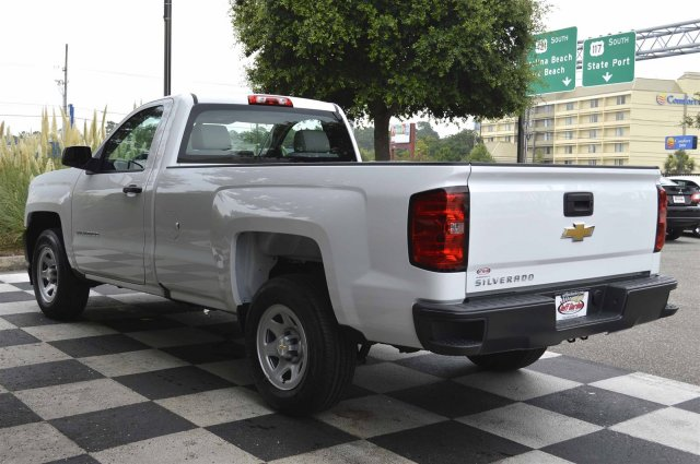 2016 Silverado 1500 Regular Cab, Pickup #R2350 - photo 5