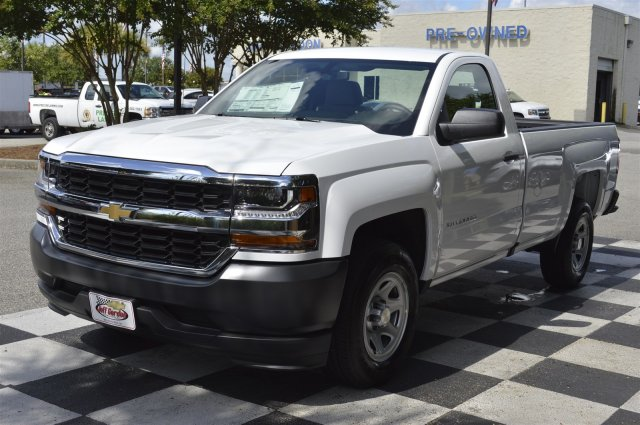 2016 Silverado 1500 Regular Cab, Pickup #R2374 - photo 3