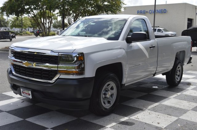 2016 Silverado 1500 Regular Cab, Pickup #R2456 - photo 4