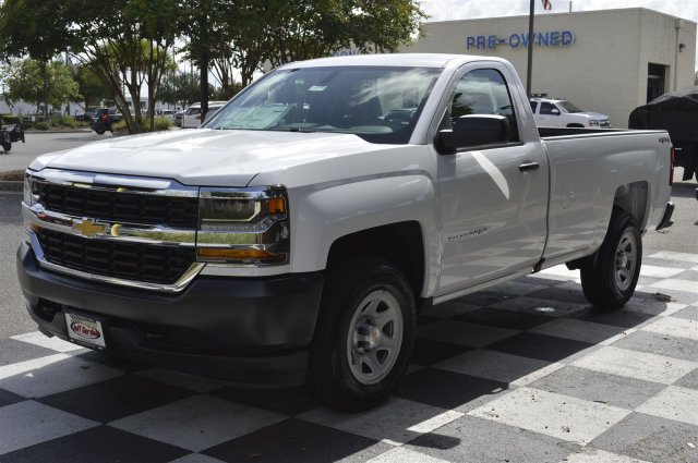 2016 Silverado 1500 Regular Cab 4x4, Pickup #R2458 - photo 4