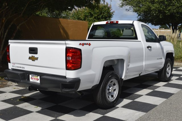 2016 Silverado 1500 Regular Cab 4x4, Pickup #R2458 - photo 2