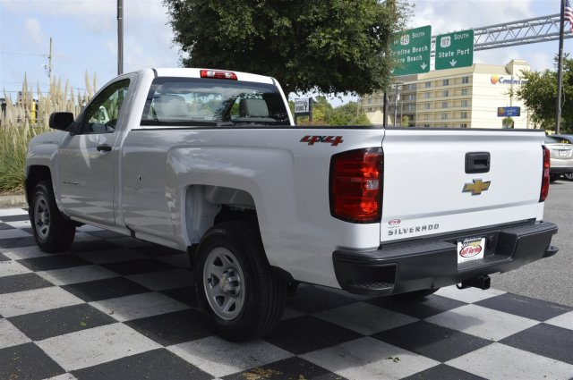 2016 Silverado 1500 Regular Cab 4x4, Pickup #R2458 - photo 3
