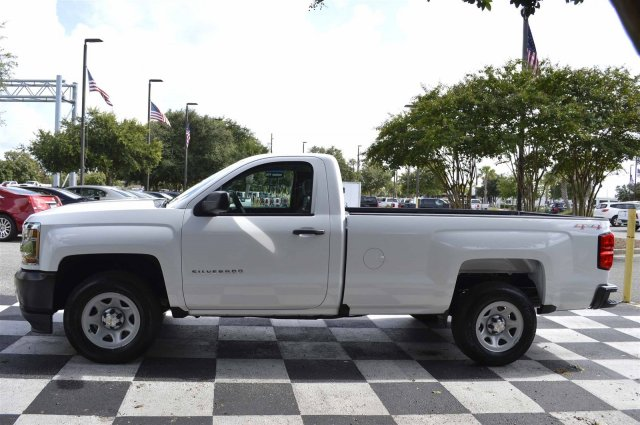 2016 Silverado 1500 Regular Cab 4x4, Pickup #R2458 - photo 7