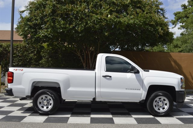 2016 Silverado 1500 Regular Cab 4x4, Pickup #R2458 - photo 8