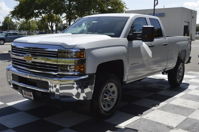 2016 Silverado 2500 Double Cab 4x4, Pickup #R2459 - photo 4