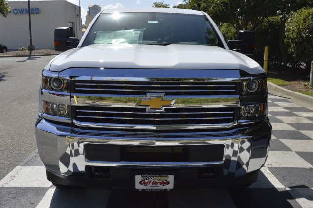 2016 Silverado 2500 Double Cab 4x4, Pickup #R2459 - photo 6