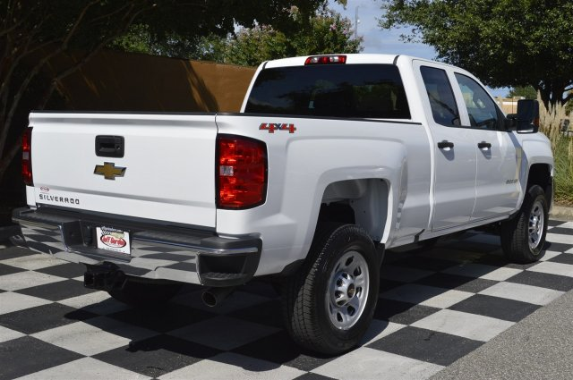 2016 Silverado 2500 Double Cab 4x4, Pickup #R2459 - photo 2