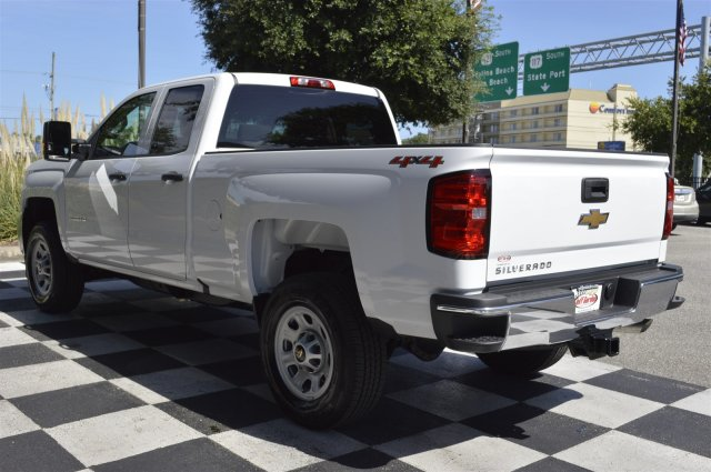 2016 Silverado 2500 Double Cab 4x4, Pickup #R2459 - photo 3