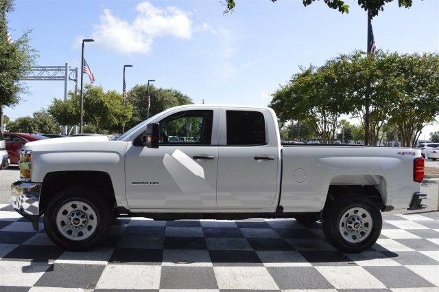 2016 Silverado 2500 Double Cab 4x4, Pickup #R2459 - photo 7