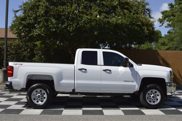 2016 Silverado 2500 Double Cab 4x4, Pickup #R2459 - photo 8