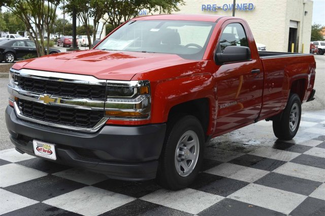 2016 Silverado 1500 Regular Cab, Pickup #R2491 - photo 3