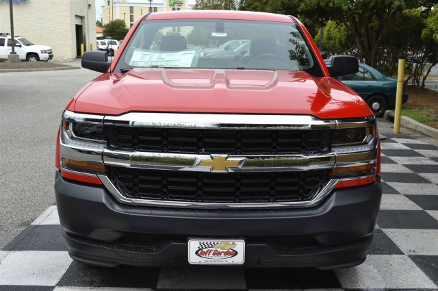 2016 Silverado 1500 Regular Cab, Pickup #R2491 - photo 4