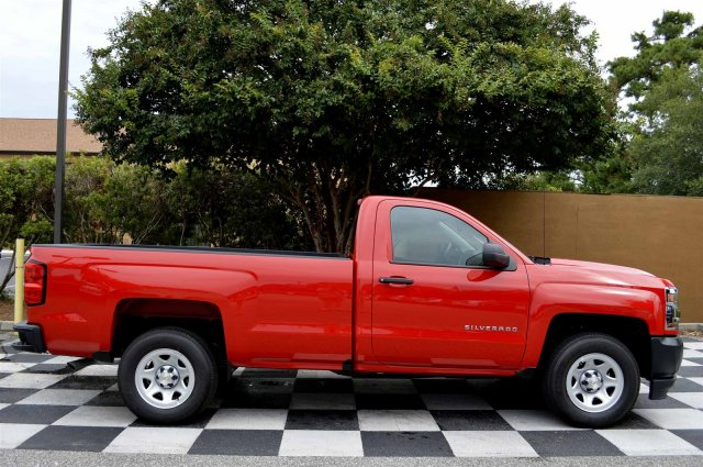 2016 Silverado 1500 Regular Cab, Pickup #R2491 - photo 8