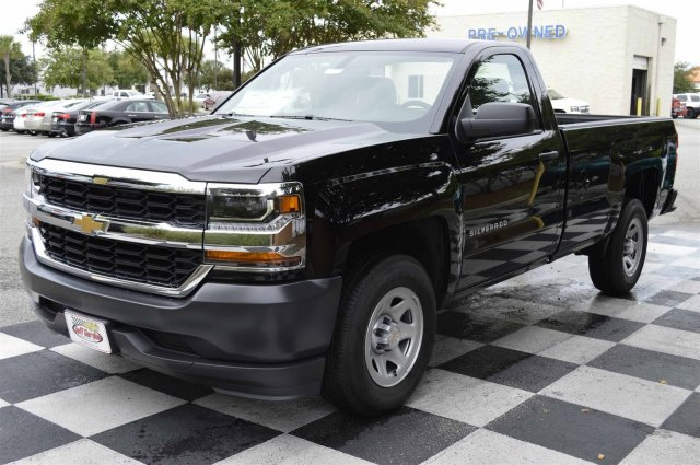 2016 Silverado 1500 Regular Cab, Pickup #R2517 - photo 3