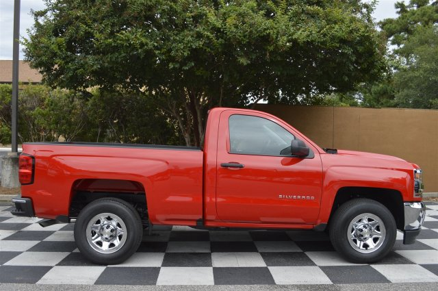 2016 Silverado 1500 Regular Cab, Pickup #R2520 - photo 8