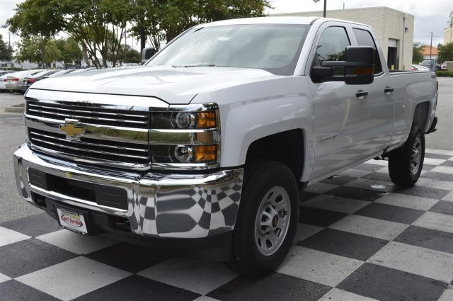2016 Silverado 2500 Double Cab 4x4, Pickup #R2563 - photo 3