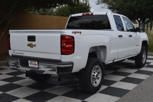 2016 Silverado 2500 Double Cab 4x4, Pickup #R2563 - photo 2
