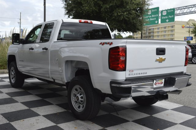 2016 Silverado 2500 Double Cab 4x4, Pickup #R2563 - photo 5