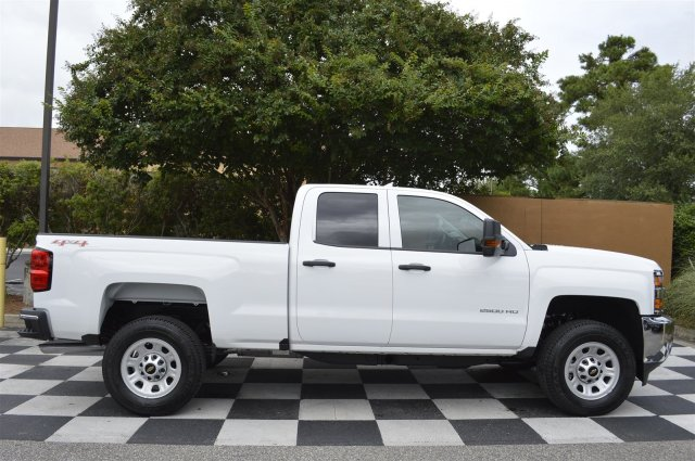 2016 Silverado 2500 Double Cab 4x4, Pickup #R2563 - photo 8