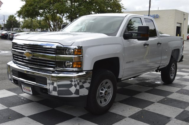 2016 Silverado 2500 Double Cab 4x4, Pickup #R2579 - photo 3