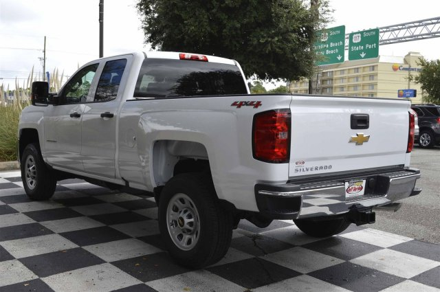 2016 Silverado 2500 Double Cab 4x4, Pickup #R2579 - photo 5