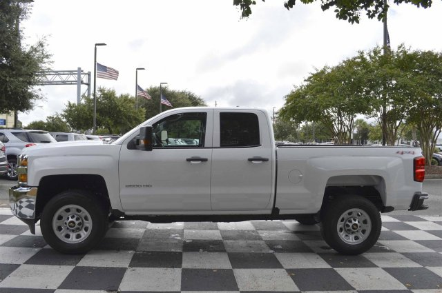 2016 Silverado 2500 Double Cab 4x4, Pickup #R2579 - photo 7