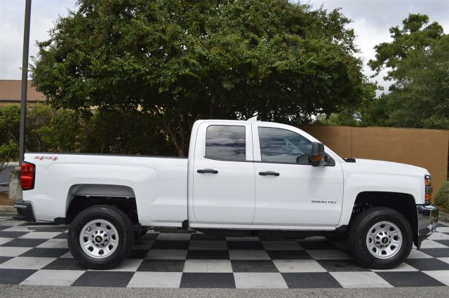 2016 Silverado 2500 Double Cab 4x4, Pickup #R2579 - photo 8