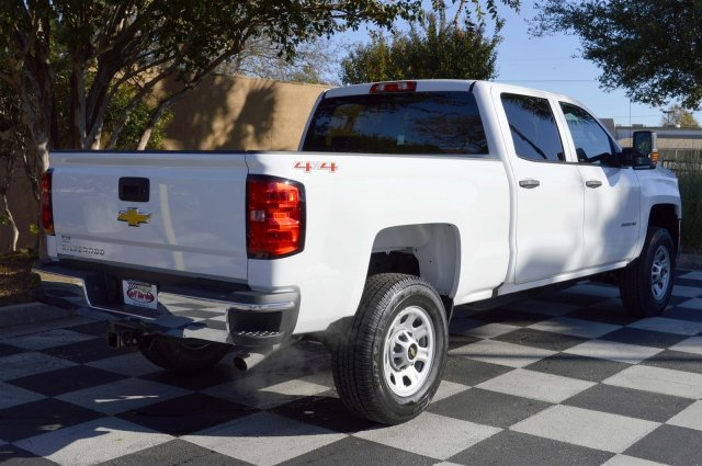 2016 Silverado 2500 Crew Cab 4x4, Pickup #R2721 - photo 2