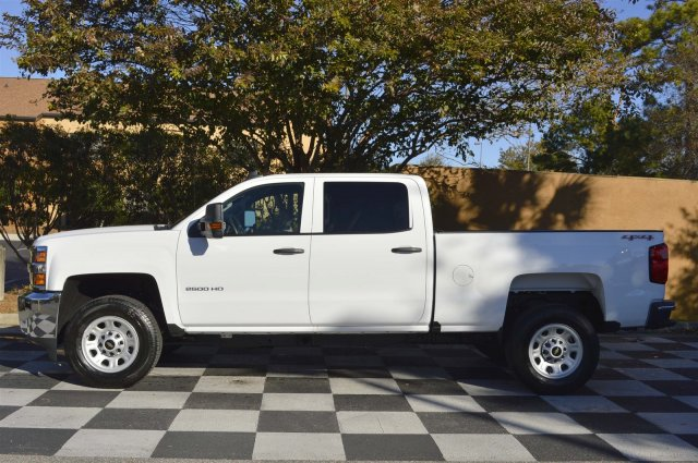2016 Silverado 2500 Crew Cab 4x4, Pickup #R2721 - photo 7