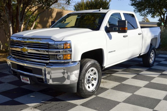 2016 Silverado 2500 Crew Cab 4x4, Pickup #R2723 - photo 3