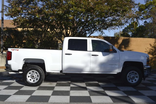 2016 Silverado 2500 Crew Cab 4x4, Pickup #R2723 - photo 8
