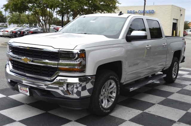 2017 Silverado 1500 Crew Cab 4x4, Pickup #S1083 - photo 3