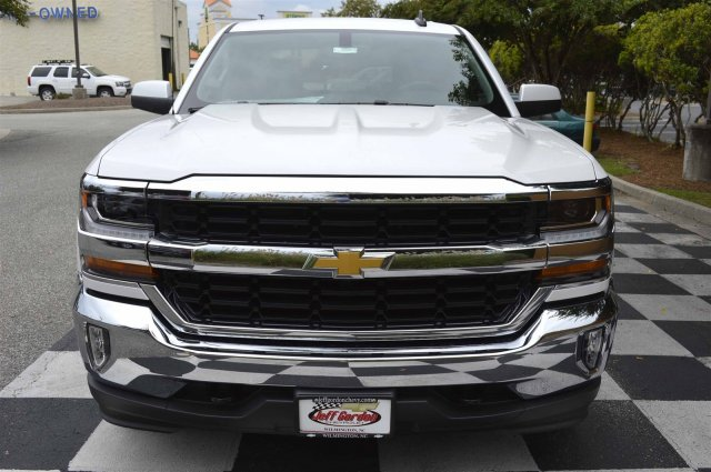 2017 Silverado 1500 Crew Cab 4x4, Pickup #S1083 - photo 4