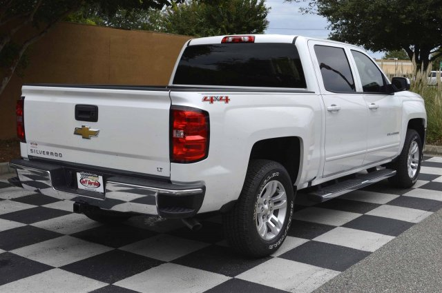2017 Silverado 1500 Crew Cab 4x4, Pickup #S1083 - photo 2