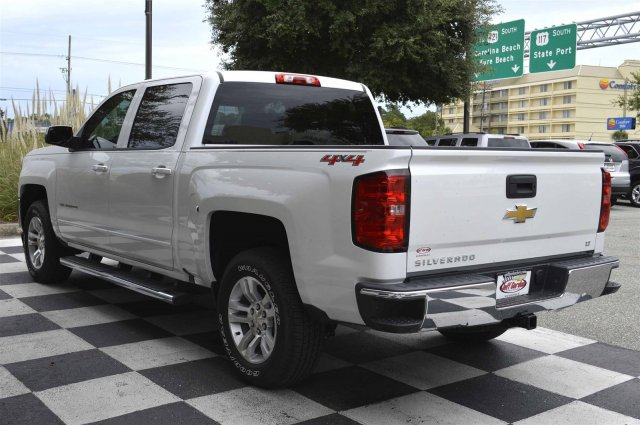 2017 Silverado 1500 Crew Cab 4x4, Pickup #S1083 - photo 5