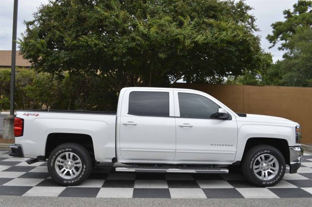 2017 Silverado 1500 Crew Cab 4x4, Pickup #S1083 - photo 8