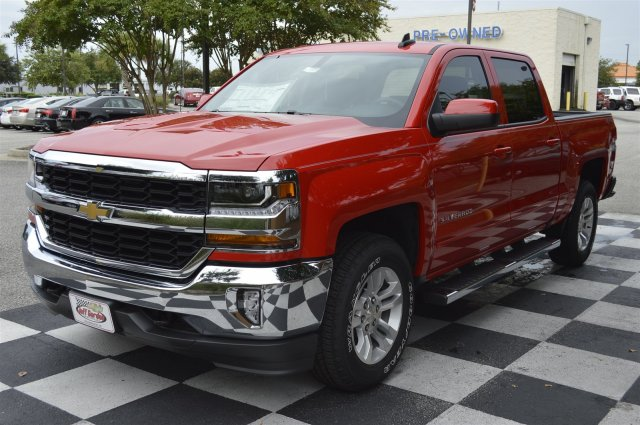 2017 Silverado 1500 Crew Cab 4x4, Pickup #S1084 - photo 3