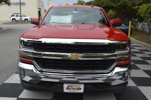 2017 Silverado 1500 Crew Cab 4x4, Pickup #S1084 - photo 4