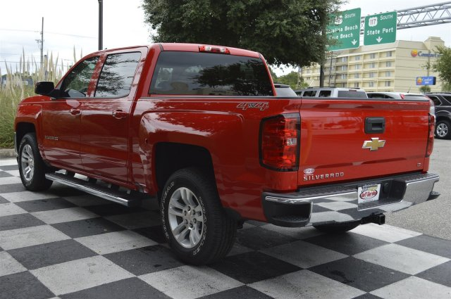 2017 Silverado 1500 Crew Cab 4x4, Pickup #S1084 - photo 5