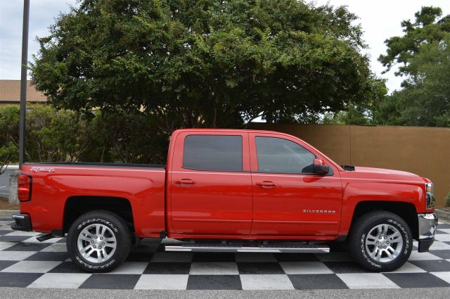 2017 Silverado 1500 Crew Cab 4x4, Pickup #S1084 - photo 8