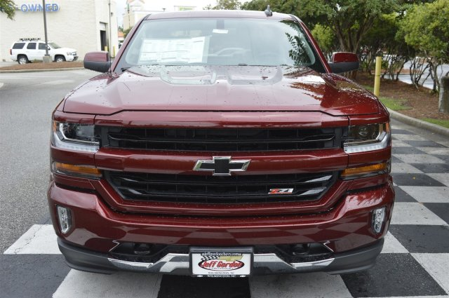 2017 Silverado 1500 Crew Cab 4x4, Pickup #S1158 - photo 4