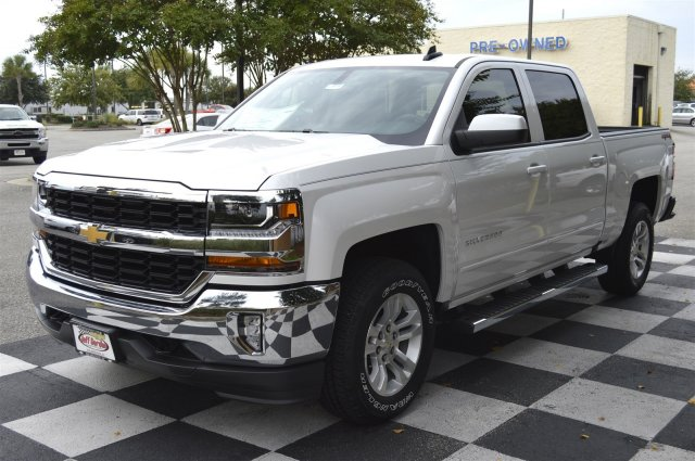 2017 Silverado 1500 Crew Cab 4x4, Pickup #S1160 - photo 3
