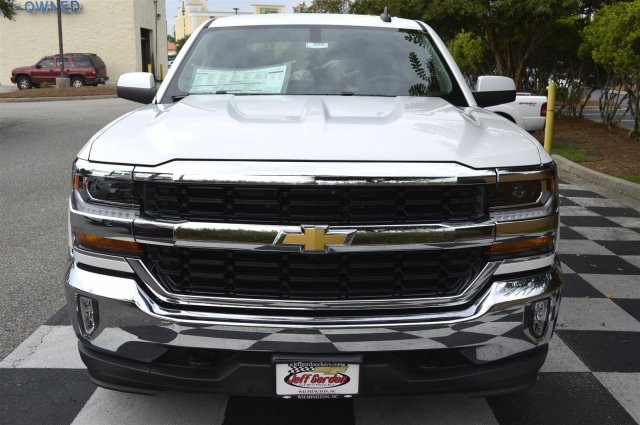 2017 Silverado 1500 Crew Cab 4x4, Pickup #S1160 - photo 4