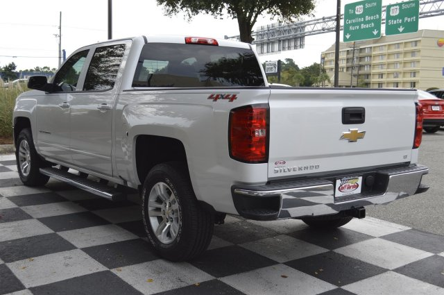 2017 Silverado 1500 Crew Cab 4x4, Pickup #S1160 - photo 5