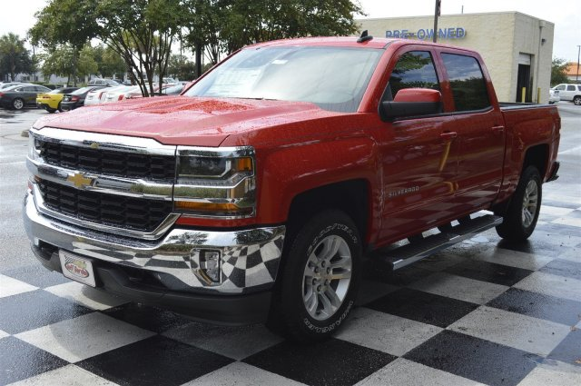 2017 Silverado 1500 Crew Cab 4x4, Pickup #S1175 - photo 3