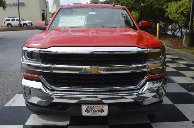 2017 Silverado 1500 Crew Cab 4x4, Pickup #S1175 - photo 4