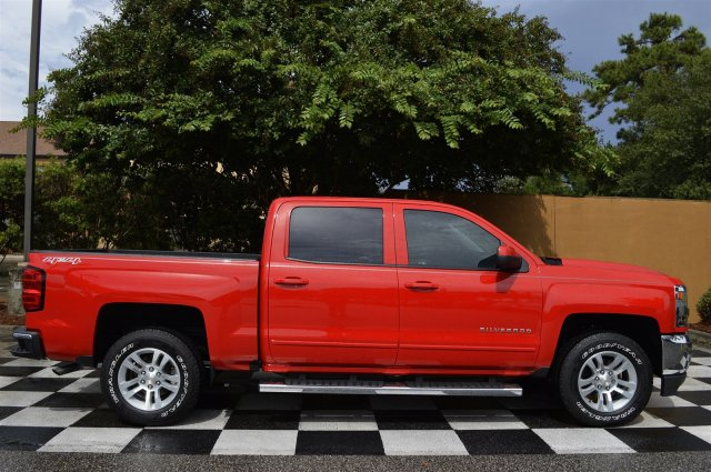 2017 Silverado 1500 Crew Cab 4x4, Pickup #S1175 - photo 8